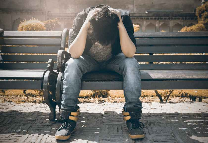 University students are reporting increasing mental health issues